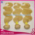 Remy indio miel rubia de pelo de extensión, baratas indio remy extensiones de cabello rubio miel& gris grado 5a