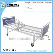 Hospital Medical White Antique Iron Bed
