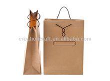 kraft paper gift bag manufacture