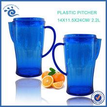 2.2L-Plastic Decorative Jugs