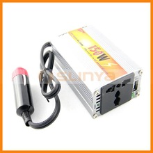 150W Car Power Inverter Adapter Charger for Notebook/ Laptop/ Camera/ Cellphone/ Video