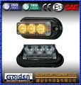 Lumières stroboscopiques d'or./voiture a mené l'éclairage/lampe led/luces led./led-grt-008 d'éclairage led