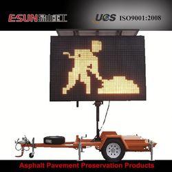 CLYX-T2AIII road construction traffic display screen