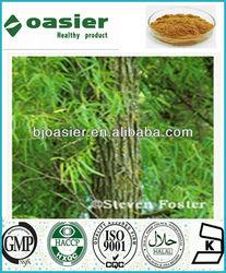 GMP Manufacture Supply 100% Natural White Willow Salicin