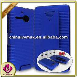 hard pc material case for alcatel ot5020 holster combo case