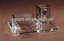 Newest discount fashion crystal pyramid desk decoration