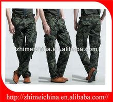 custom military men cargo pants