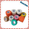 Top quality discount printed cotton strapping sport tape