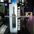 la luz led nuevo diseño de acrílico caja de luz para la venta