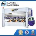 China madeira / folheado óleo hidráulico máquina da imprensa do calor