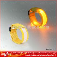 Promotional Gifts Flashing LED Wristband with YZG
