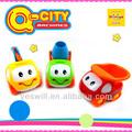 Q- la ciudad de juguete móvil de camiones tienda para los niños