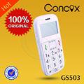 mão telefone para pessoas idosas gs503 de shenzhen concox