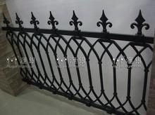 Aluminum Die Casting Fence for Garden