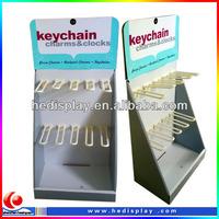 Counter business card display rack/cardboard table picture display rack/paper table display