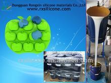 RTV-2 liquid silicone for plaster mold