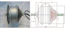 High quality ce 60v 1500w electirc bike convert kit
