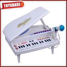 32 keys classic plastic piano keyboard