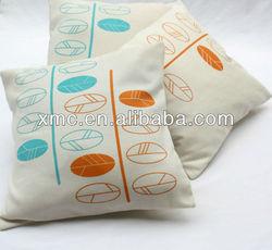 Custom Pattern Custom Design Custom Print Couple Head Cushion Cover
