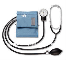 Home Blood Pressure Kit with attached stethoscope, Blood Pressure Kit with attached stethoscope