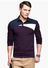Wholesale polo shirt export surplus garments