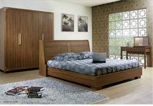 China designer Furniture/ Customer Bedroom Furniture Set 6105#