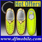 Popular Bluetooth 0.66inch Dual Sim GSM Fashion Mobile Phone X5