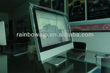 factory price slim industrial mini barebone pc case