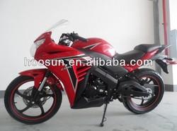 Classical CBR 250cc racing motorbike