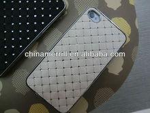 2014 wholesale fashion rhinestone phone case for iPhone 5S