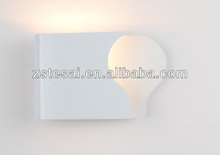 Best price modern wall decoration wall lamp effects from Zhongshan MB3218-WH