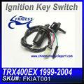 para honda 400ex 400 ex trx400ex trx oem con llave de encendido del interruptor de montaje fkiat001