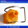 Plastic adjustable ball solid cone water spray nozzle
