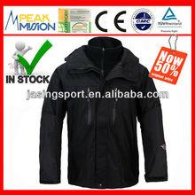 Manufacture 2013 Winter Low price Outlet male outer wear brand winter men jacket garment trekking jacket C010