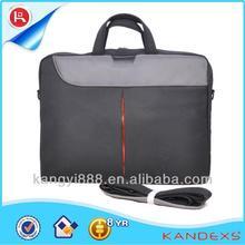 Fashionable Design Waterproof briefcase laptop bag solar rechargeable bag for laptop