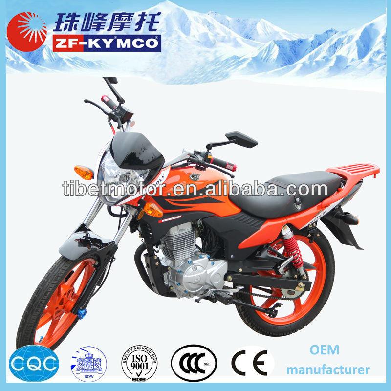 Fábrica de motos zf - ky chinês 200cc motos para venda ZF150-10A ( III )