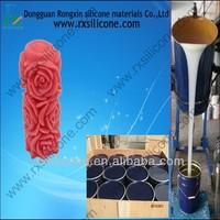RTV-2 liquid silicone rubber for bronze sculpture