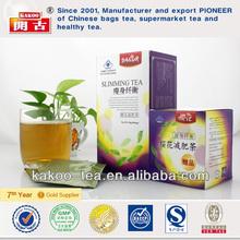 INHUA shape fast tea natural fast fat burning herbal tea nature easy fat burning herbal tea