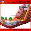 sales cars inflatable slide