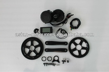 Wholesale 48V 750W Mid-Drive Ebike Kits with integral controller New Style Brushless Motor mid drive Wheel Kits