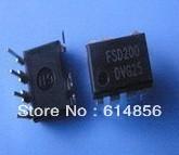 20PCS Green Mode Power Switch IC FSD200