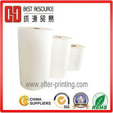 Corona Treatment 0.98mil BOPP Thermal Laminating Film