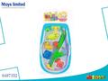 حوض الاستحمام مع 6487352 ألعاب أطفال تعيين الصيد