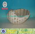 concha de cerâmica decoração concha do mar para a venda