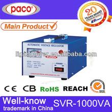 1kva low high ac voltage regulator 230v 110v ac/single pahse 1000w voltage stabilizer circuit protection