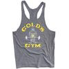 Stringer Vest / Custom Gold Gym Singlets / Custom Bodybuilding Stringer Singlets