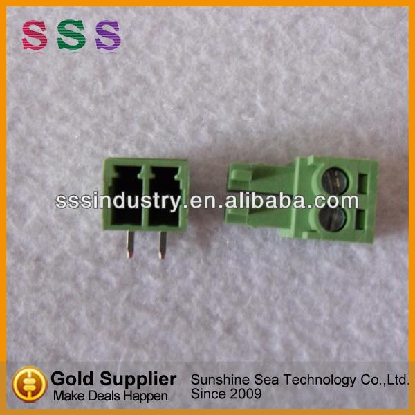 Connector Pluggable KF2EDG 3.5MM 2 pin connector terminal