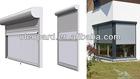 Popular Window Aluminum roller shutter, noiseless, sunshade, aluminum material, easy control way