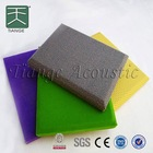 acoustic fabric panel sound damping material