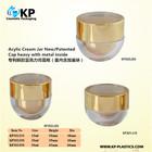 15g,30g,50g 2014 New arrival acrylic cosmetic cream jar